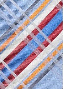Krawatte Streifen  dunkelblau tannengrün...