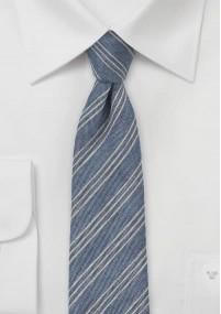 Kravatte Streifenstruktur pink