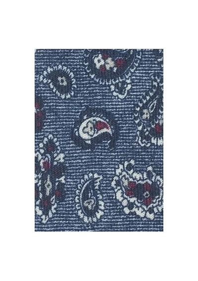 Krawatte feine Pünktchen blaugrün