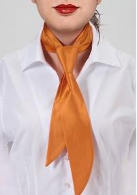Granada Mikrofaser Krawatte Cappucino-Gold