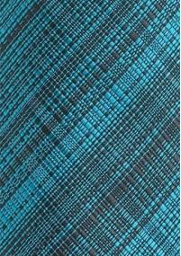 Krawatte Wolle stahlblau Ranken-Pattern