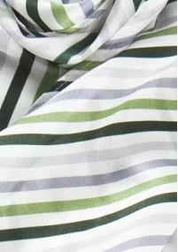 Kravatte zart strukturiert gelb