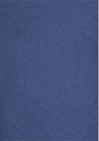 Schmale Krawatte Streifendesign blau