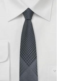 Krawatte rautiert sandfarben