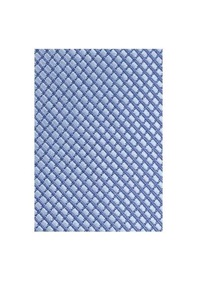 Sicherheits-Krawatte tiefschwarz Mikrofaser