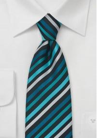 Businesskrawatte strukturiert uni gelb