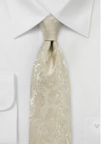 Herrenkrawatte strukturiert uni waldgrün
