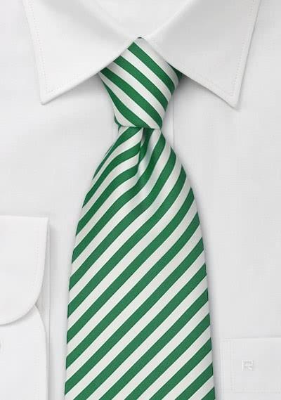 Krawatte hellrosa Rankenmuster