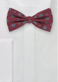 Krawatte klassisches Punkt-Pattern...