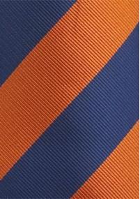 Krawatte strukturiert uni blush
