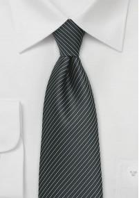 Krawatte fein strukturiert türkis