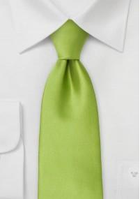 Markante Krawatte blaugrün Kunstfaser