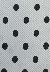 Krawatte Jungens Karomuster hellblau