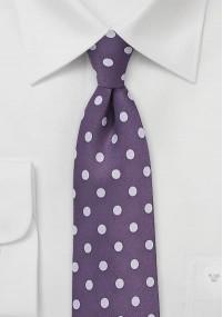 Krawatte Kästchen Muster himmelblau