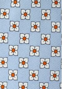 Businesskrawatte stylisches Karo-Design mint