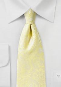 Krawatte himmelblau strukturiert