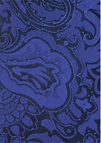 Parsley Krawatte blutrot