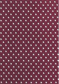 Krawatte Streifenmuster rot