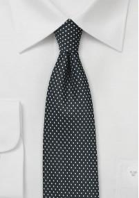 Krawatte Streifen-Struktur rubinrot