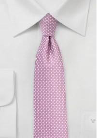 Krawatte Streifenmuster rot blau