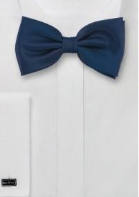 Krawatte Pünktchen himmelblau nussbraun