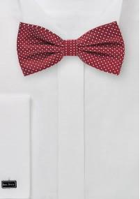 Parsley Krawatte in kupfer-orange
