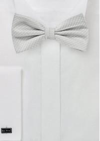 Streifen-Herrenkrawatte taubenblau