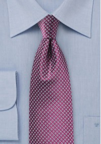 Krawatte Segelschiffe marineblau
