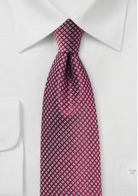 Krawatte lila für Kinder