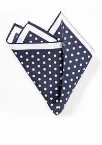 Krawatte silber weiß gestreift