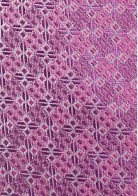 Streifen-Krawatte creme