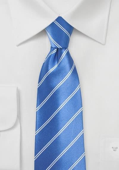 Krawatte Gräten dunkelbraun