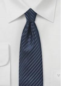 Parsley XXL-Krawatte silber mit Struktur