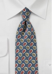 Krawatte klassisch gearbeitet streifig...