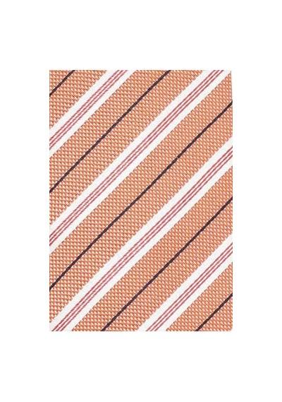 Krawatte Pinguine navyblau