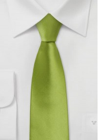 Strukturierte Krawatte grün