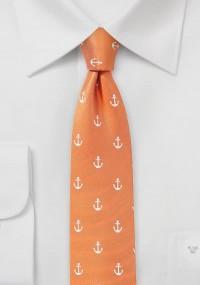Herrenkrawatte Mosaik-Stil tannengrün