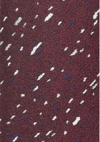 Krawatte beige italienisches Streifen-Dessin