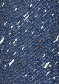 Glitzer-Krawatte schwarz silberfarben