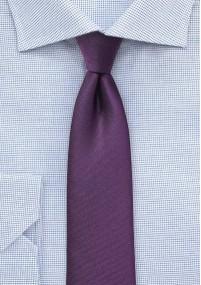 Krawatte Mosaik-Design bordeaux