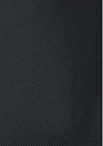 Krawatte Streifendessin tiefschwarz hellgrau