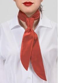 Krawatte Linien pastellgelb Ton in Ton