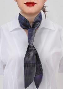 Krawatte orange Streifen