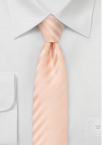 Krawatte Paisleys nussbraun