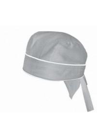 Streifendesign-Fliege nachtschwarz dunkelblau