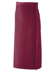 Krawatte klassisches Punkt-Dekor weiß