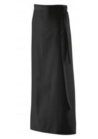 Krawatte Tupfen-Pattern navy