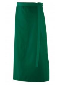 Krawatte Streifenkaro edelgrün ultramarin