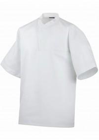 Krawatte Streifendessin hellblau perlweiß