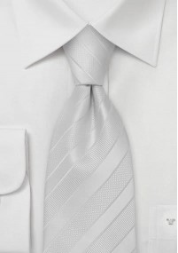 Krawatte XXL blau